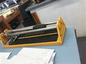 WORK FORCE Tile Cutter TILE CUTTER